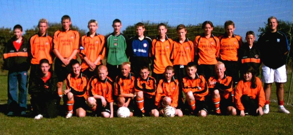 Trallwm FC